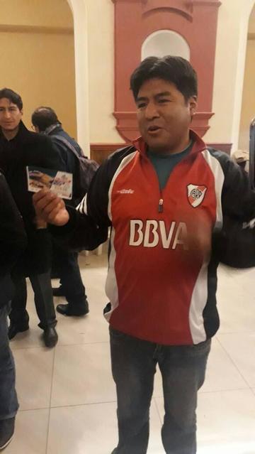 Un comerciante gana los 50 mil Bolivianos de lotería