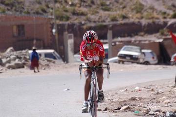 Campeonato Nacional de Ciclismo se corre hoy en Potosí
