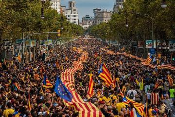 Cataluña ve éxodo de empresas ante opción de independencia