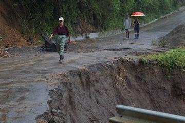 Costa Rica y Nicaragua llevan ayuda a familias afectadas