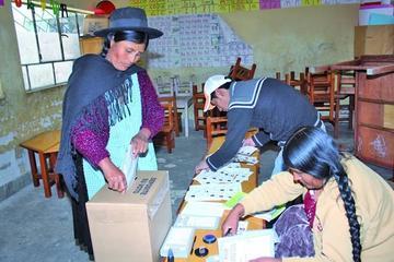 En Potosí hay 2.303 ciudadanos inhabilitados para las judiciales