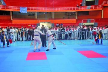 Potosí logra el tercer lugar del torneo nacional de karate