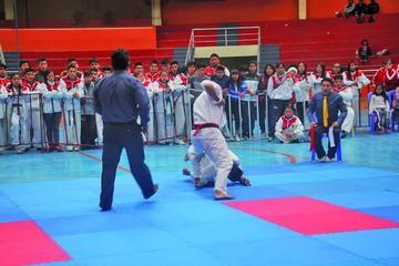 Selección boliviana tiene  a 54 atletas