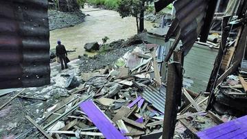 Huracán Nate llega a EE.UU. tras  28 fallecidos en Centroamérica