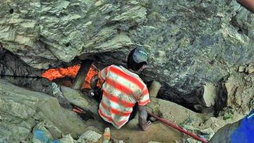 Mueren siete personas en un alud en una mina en Colombia