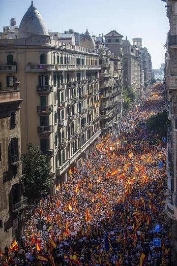El Gobierno de Cataluña afirma que aplicará su independencia