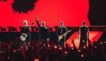 U2 honra a García Márquez, mujeres y paz en concierto