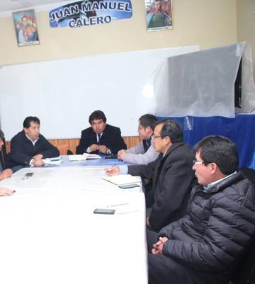 Directorio prepara la presentación del equipo