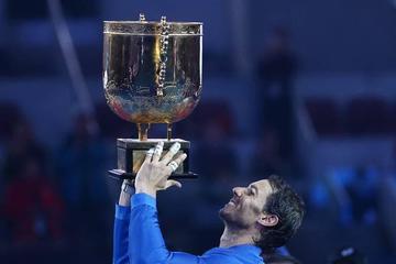 Rafael Nadal gana el Abierto de China