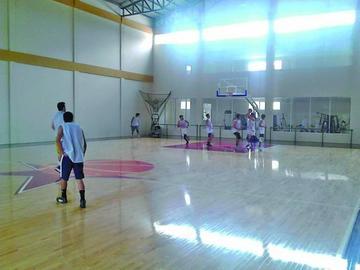 El quinteto de Calero cumple un trabajo de tres turnos en Tarija