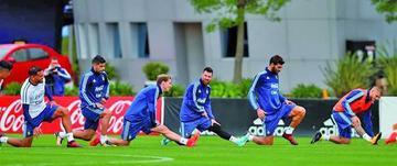 Argentina se juega su clasificación