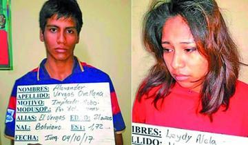 La Policía recupera nueve de 18 cajas robadas a Entel
