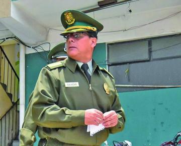 Caso Illanes: el Gobierno rechaza imputación contra excomandante