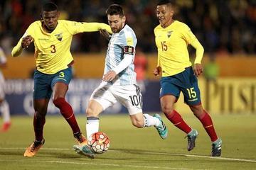 Messi pone a Argentina en el Mundial de Rusia