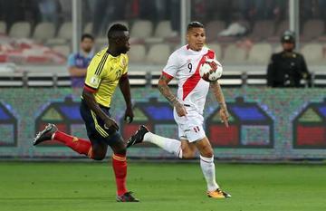 Colombia se clasifica y Perú jugará la repesca