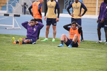 Bolivia es goleada por Uruguay en su adiós a la eliminatoria