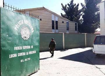 Policía reporta un nuevo caso de feminicidio en la ciudad de El Alto