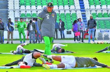 Soria pide apoyo para los jugadores