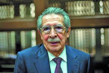 Reanudarán el viernes 13 el juicio por genocidio contra Ríos Montt