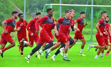 Liverpool y Manchester United es el partido estrella de la jornada