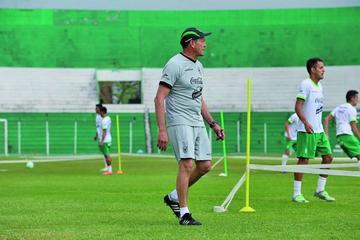 Mauricio Soria confía en que Bolivia llegue a Catar 2022