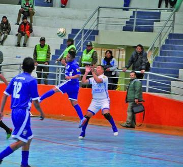 Deportivo Concepción busca un triunfo ante Wolf Sport