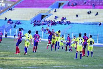 San Lorenzo y Wilstermann Cooperativas quieren asegurar los tres puntos