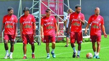 Perú y Nueva Zelanda quieren jugar en noviembre