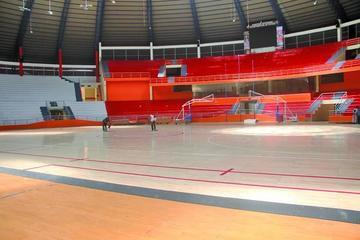 Coliseo muestra nueva imagen para la Liga Sudamericana