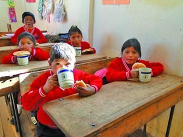 Bolivia disminuye sus indicadores de hambre desde la gestión 2000