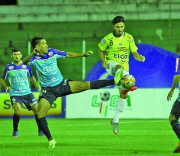 Blooming vence a Petrolero
