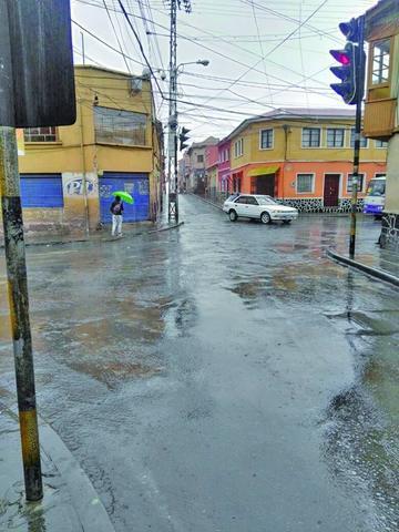 Potosí espera las lluvias ante la escasez de reservas en lagunas