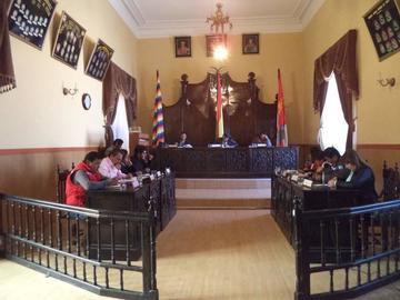 Convocan a sesión en el Concejo con una oposición en disidencia