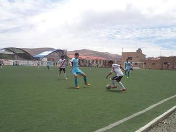 Nacional cae por goleada ante Bolívar en las reservas