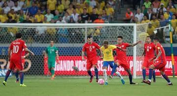 Chile acude a la FIFA por un supuesto amaño