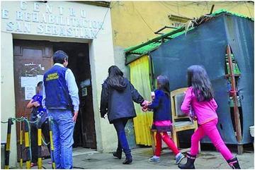 Interna resulta herida tras pelea en penal de mujeres de San Sebastián