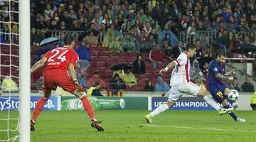 Barza sigue su paso arrollador en la Liga de Campeones