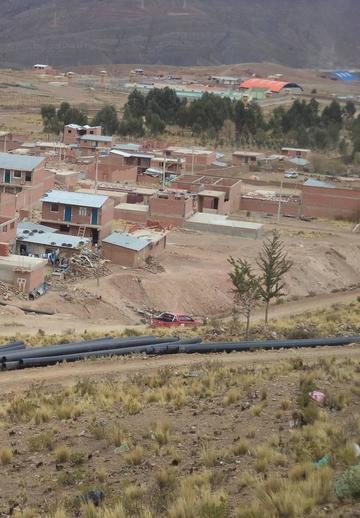 COD: aducción La Palca es pequeño parchecito para la crisis del agua