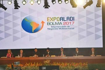 Comienza la Expo Aladi 2017 con el objetivo de consolidar negocios
