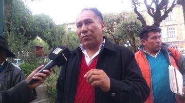 Descongelan cuentas del alcalde de Achacachi y suspenden su informe