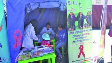 Hoy habrá una Feria de  Salud cerca  del Cerro Rico