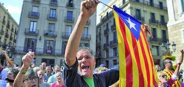 Gobierno activará medidas para restaurar el orden en Cataluña