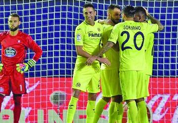 Villarreal rescata un punto ante Slavia