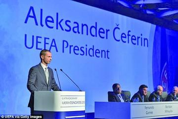 UEFA reparte 124.37 millones de euros a clubes europeos como pagos de solidaridad