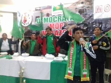 Demócratas eligen Comité Ejecutivo Municipal de Potosí