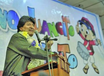 Mañana comienza pago del bono Juancito Pinto en todo el país