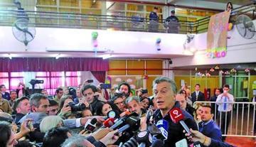 Argentina: Mauricio Macri gana en las elecciones legislativas