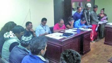 Cocaleros detenidos en La Asunta no irán a prisión