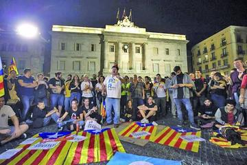 Los secesionistas de Cataluña descartan celebrar elecciones