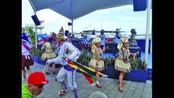Bolivianos reivindican baile  de la Llamerada en Miami
